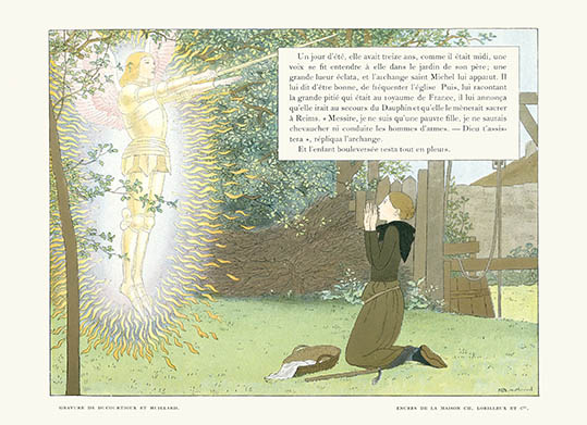 joan of arc quotes in french